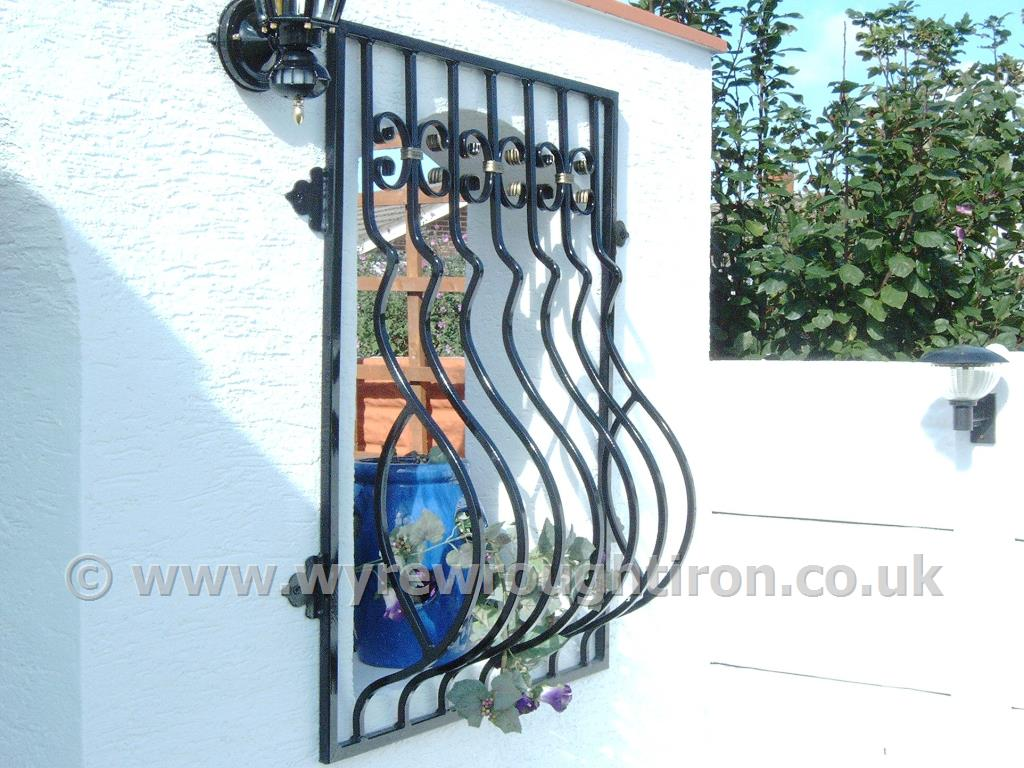 Best Of 22 Photographs For Wrought Iron Window Grills